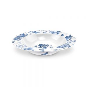 Portmeirion Seconds Botanic Blue 8.5 Inch Bowls set of 6