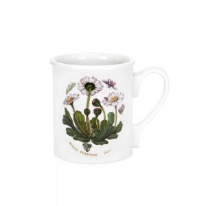Portmeirion Seconds Botanic Garden Breakfast Mug Set of 6 (No guarantee of motifs)