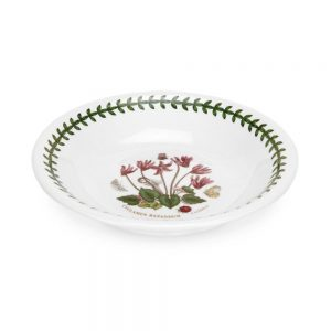 Portmeirion Seconds Botanic Garden 7 Inch Bowl Cyclamen