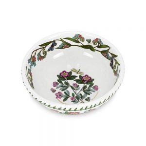 Portmeirion Seconds Botanic Garden 7 Inch Salad Bowl Rhododendrum