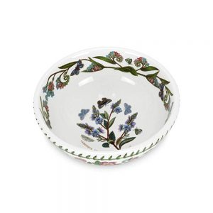 Portmeirion Seconds Botanic Garden 7 Inch Salad Bowl Speedwell