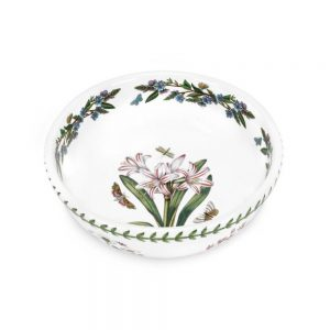 Portmeirion Seconds Botanic Garden 9 Inch Salad Bowl Lily