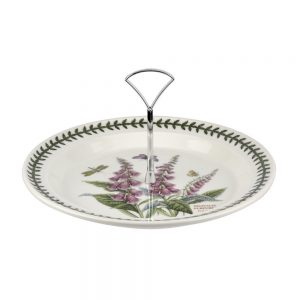 Portmeirion Seconds Botanic Garden Seconds 1 Tier Cake Stand