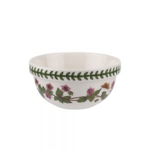 Portmeirion Botanic Garden 5 Inch Stacking Bowl Pimpernel/Daisy Set of 6