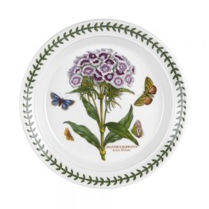 Portmeirion Seconds Botanic Garden Plate 8 inch Sweet William Set of 6