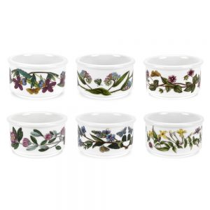 Portmeirion Botanic Garden Ramekin (No guarantee of motif)