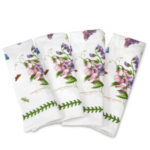 Pimpernel Botanic Garden Set of 4 Napkins