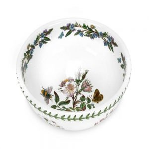 Botanic Garden Seconds 9 Inch Salad Bowl (No guarantee of motif)