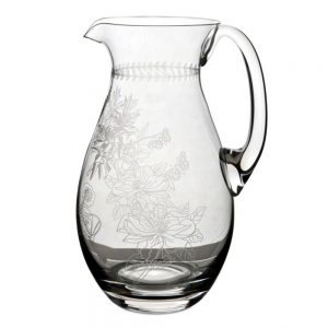 Portmeirion Botanic Garden Crystal Pitcher