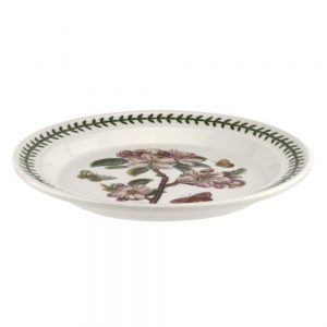 Portmeirion Botanic Garden Plate 10.5 Inch Plate Flowering Almond (1st Quality)