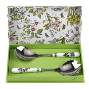 Portmeirion Botanic Garden Salad Servers