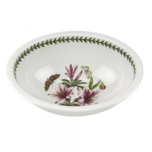 Portmeirion Botanic Garden Seconds Oval Dish Medium (Azalea)